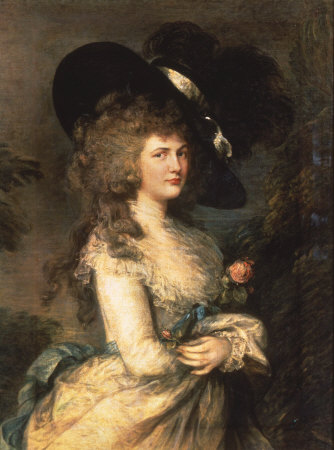Georgiana spencer for The devonshire