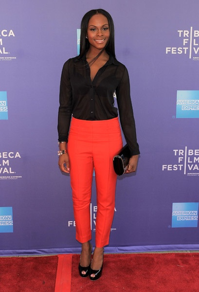 Tika Sumpter - Picture Colection